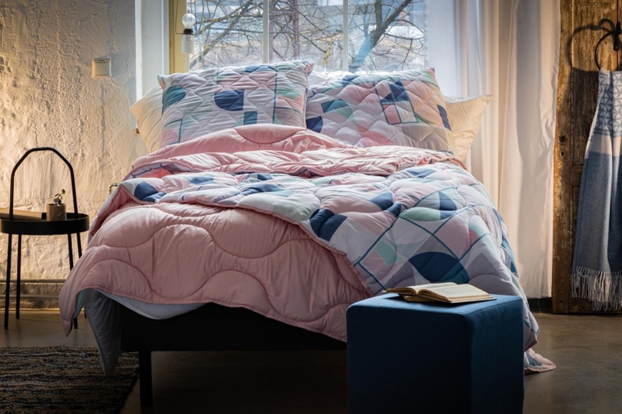 Sypialnia malego alergika