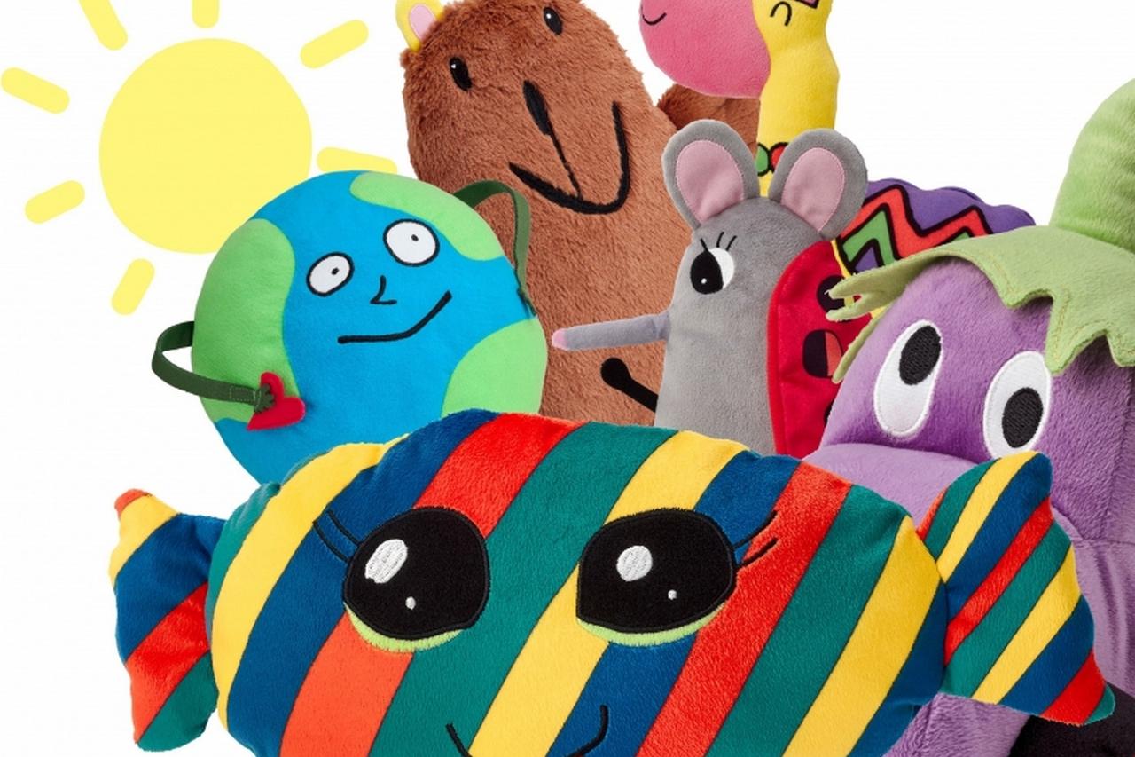 Nowa kolekcja zabawek ikea