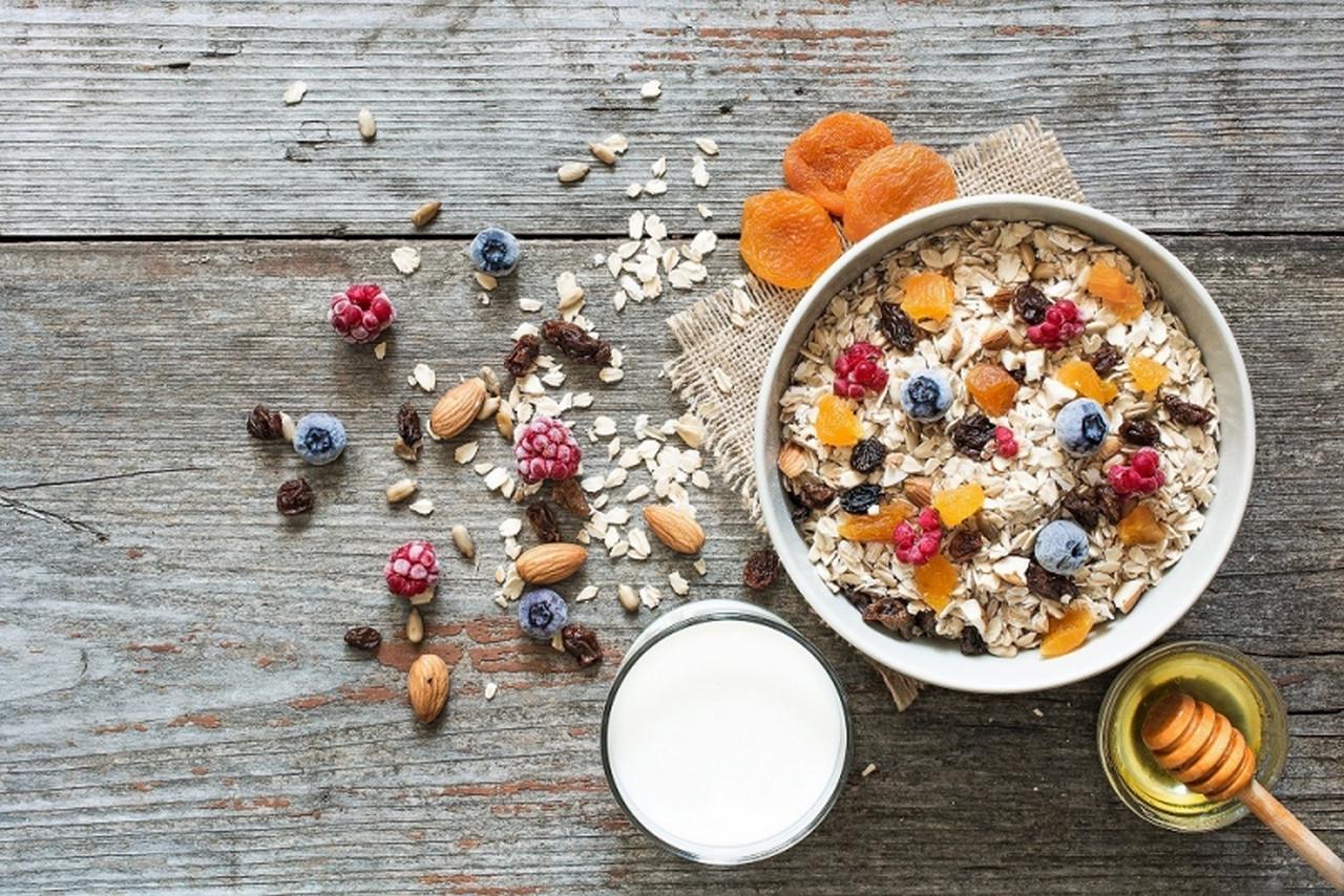 Sniadanie dla dzieci bez cukru